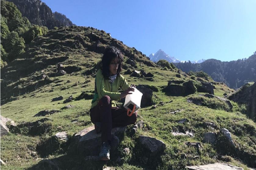 Ishani Sawant, Adventure Pro